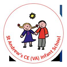 St Andrew's CE (VA) Junior School logo